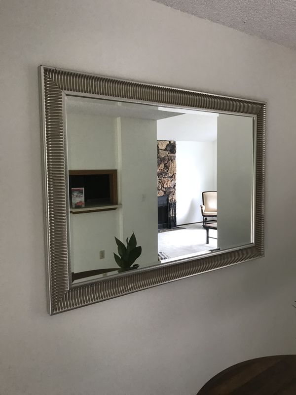 Large IKEA Songe Mirror For Sale In Federal Way WA