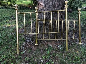 Antique Queen size Brass Bed frame for Sale in Waynesboro, VA