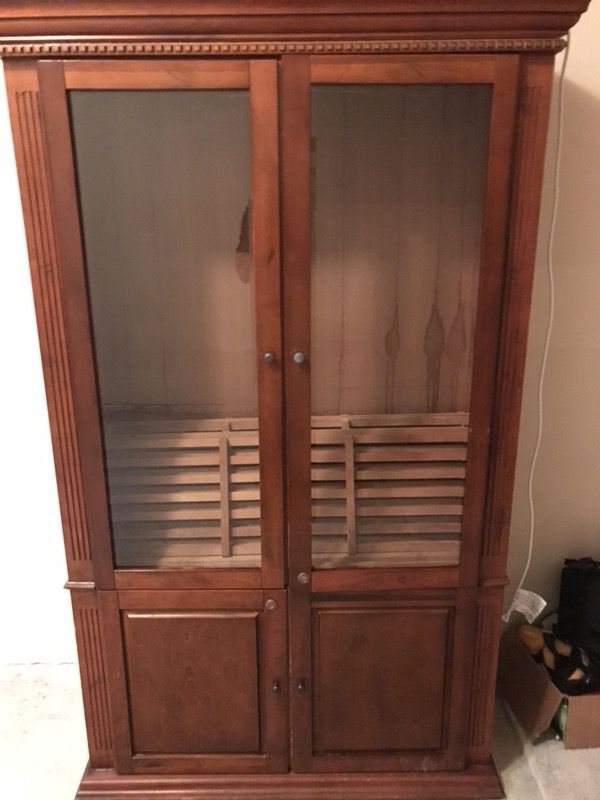 - Cigar Cabinet Humidor (Antiques) In Houston, TX - OfferUp