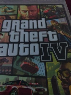 Brand NEW PS 3 Grand Theft Auto IV for Sale in Nashville, TN