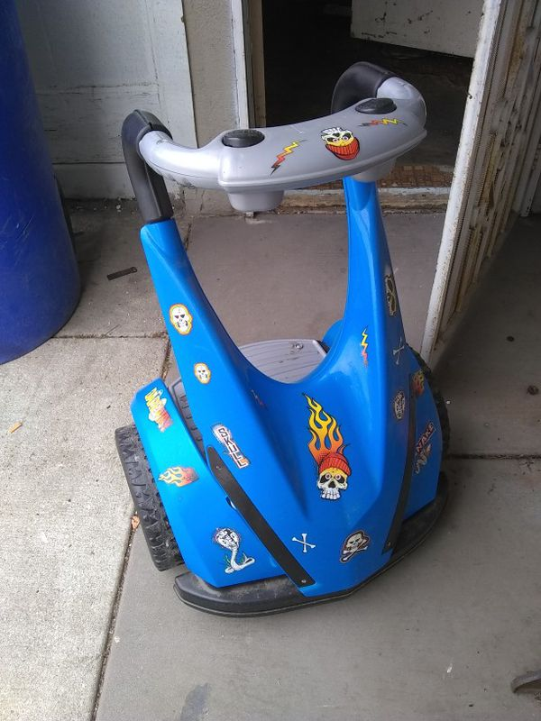 Electric Mall Cop Type Scooter For Sale In Pomona Ca Offerup