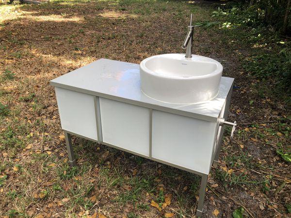 "Modern Bathroom Vanity 42"" for Sale in Miami Shores, FL ..."