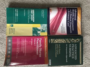 Nurse practitioner review book bundle for Sale in Woodbourne-Hyde Park, OH