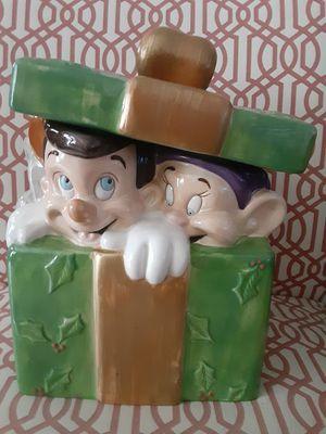 Photo Vintage Disney Cookie Jar