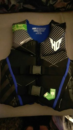 Brand new Ho Sports youth life jacket for Sale in Salt Lake City, UT