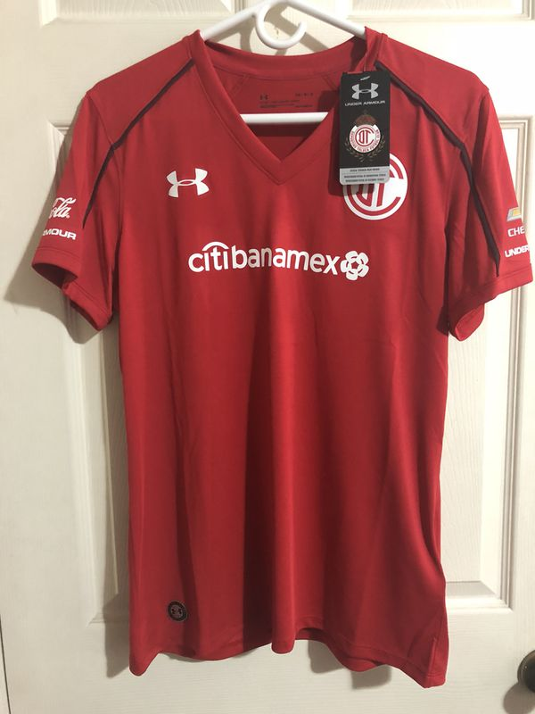 new styles 5ac20 bf326 Toluca Jersey for Sale in Riverside, CA - OfferUp