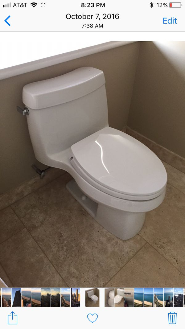 Kohler Kalista Toilets for Sale in West Chicago, IL - OfferUp