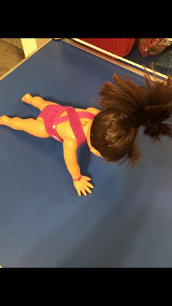 Dora the Explorer Fantastic Gymnastics Doll and Items Thumbnail