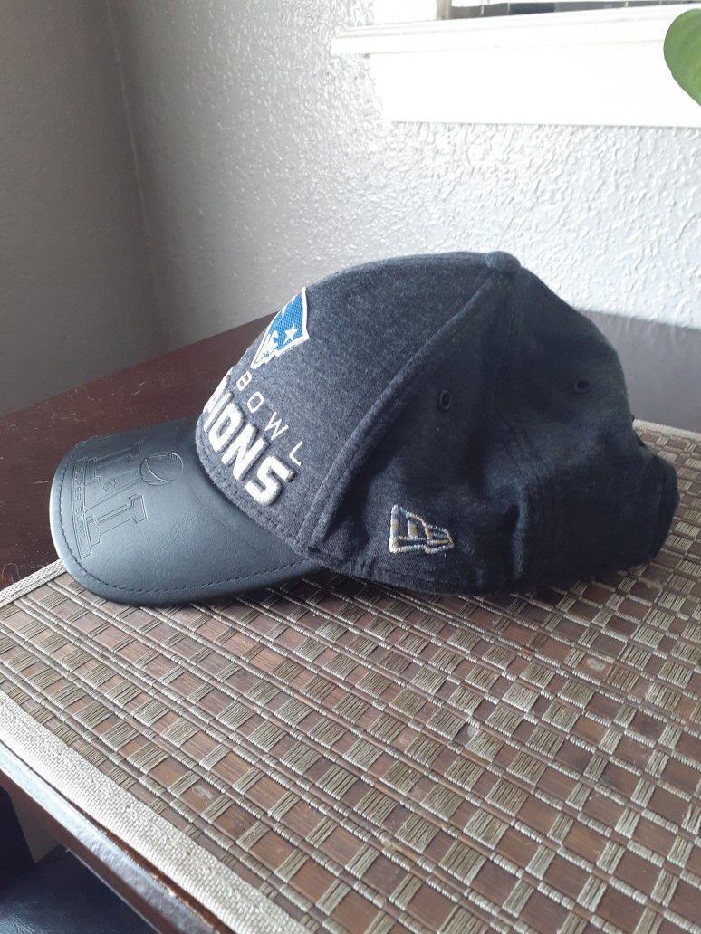 New Era Patriots Super Bowl Champions Hat $15 Firm