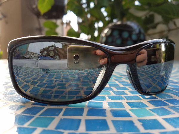 3b162884a6 BRAND NEW MAUI JIM THIRD BAY Polarized Sunglasses (268-02E) Blk Gold  65-19-135