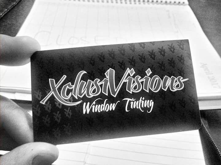 Windows Tint