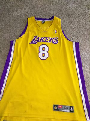 Xxl Authentic Kobe Bryant jersey for Sale in Rockville, MD