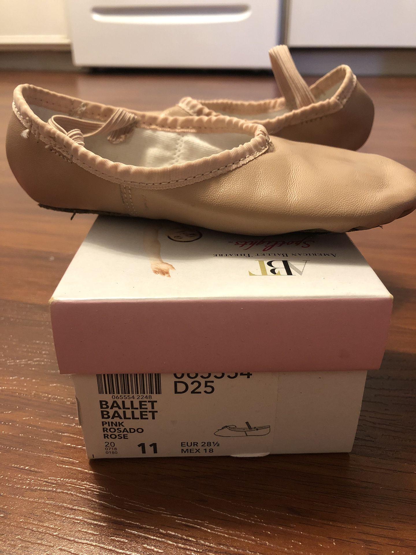 "ABT ""Pink"" Ballet Shoes"