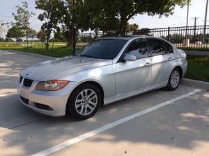 2007 BMW 328i clean title for Sale in Dallas, TX