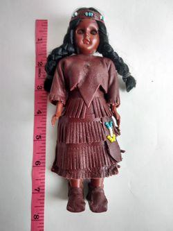 Older Native American Doll Thumbnail