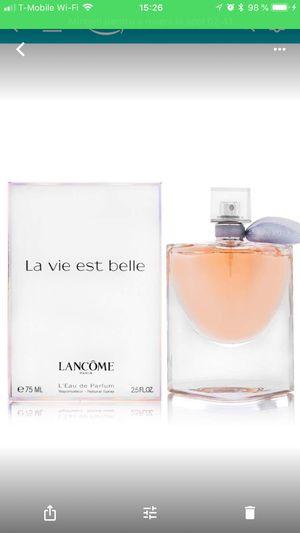 Lancôme La vie est belle for Sale in Dumfries, VA