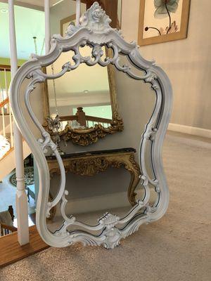 "Antique wooden mirror 34""X24 for Sale in Gainesville, VA"