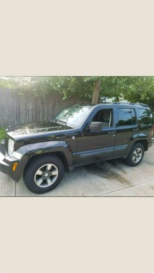 """👍""""08""""Jeep liberty 👍 for Sale in Lanham, MD"""