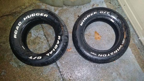 Winston Winner Gt Tire 175 70r 13 65 Tread Road Hugger Radial Gt