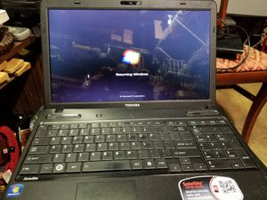 Toshiba Laptop for Sale in La Grange, KY