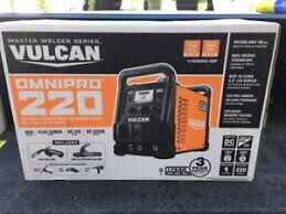 Brand new Vulcan OmniPro 220 Multiprocess Welder with 120/240 Volt Input for Sale in Washington, DC