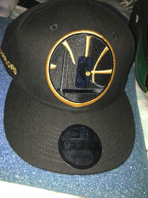 ae4a1e586ac Golden state Warriors SnapBack new for Sale in Alameda