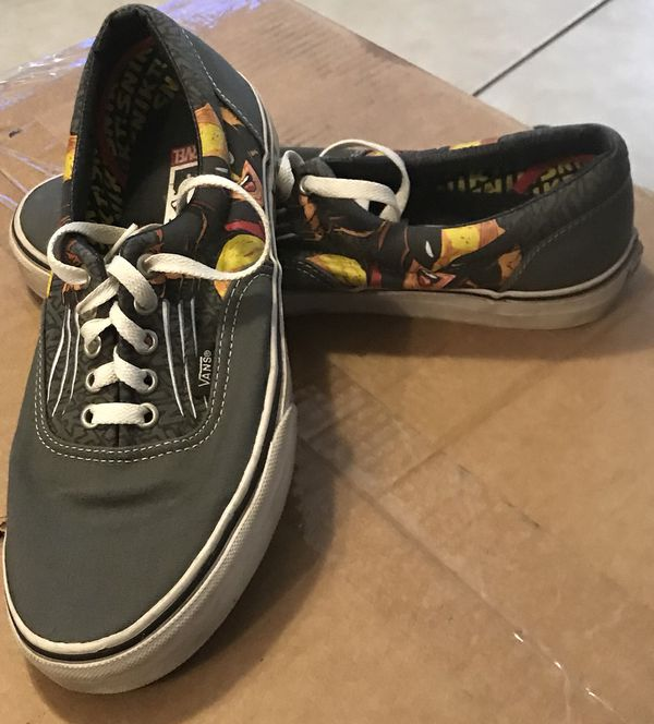 4f2669d1c8cb74 Van Wolverine Marvel Skate Sneakers size 9  10 for Sale in Spring Hill