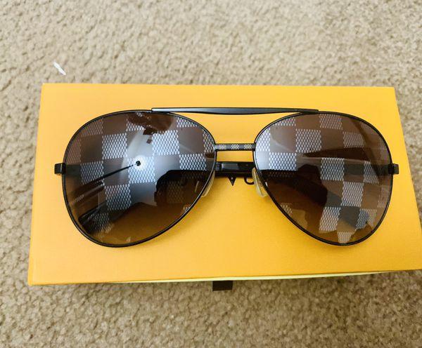 2fd3680795598 ... Louis Vuitton Zebra black Unisex sunglass for Sale in San Jose CA
