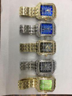 Bling Watches at Kings Cz Diamond. Thumbnail