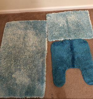 Bathroom rug mat for Sale in Alexandria, VA