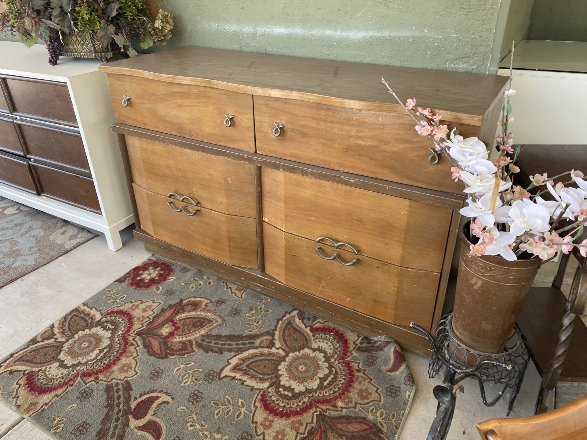 Beautiful Long Dresser