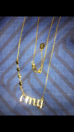 juicy couture necklace for Sale in Chillum, MD