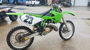 2002 kx 125 for Sale in Houston, TX