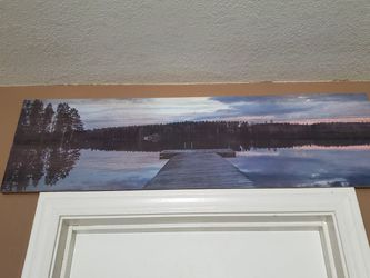Lake Overview Decor Thumbnail