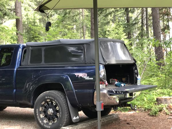 Toyota Tacoma Canopy >> Bestop Canopy For 6ft Toyota Tacoma Bed For Sale In Bothell Wa