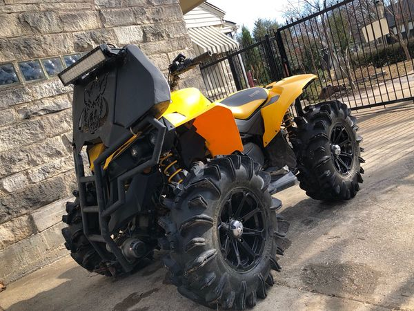 2014 Can Am Renegade 500 4x4 for Sale in Dallas, TX - OfferUp