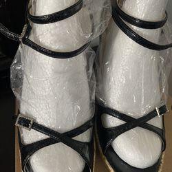 Nine West Sandals 7M Thumbnail