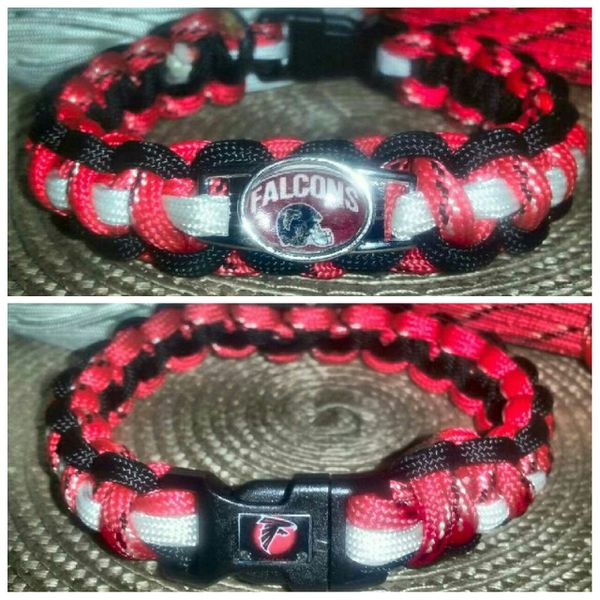 Custom NFL Paracord Bracelets for Sale in Norfolk, VA - OfferUp