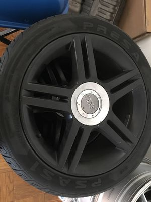 Audi A4 17 wheels for Sale in Silver Spring, MD