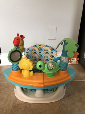 Infantino grow with me seat and booster for Sale in Springfield, VA