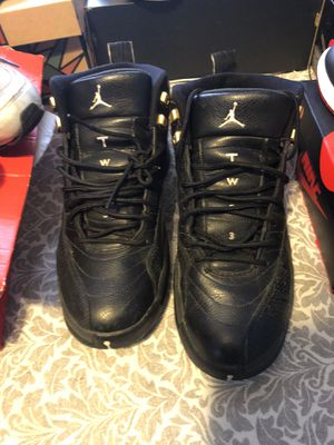 Master Jordan 12s sz 9.5 8/10 140 pick up pg plaza for Sale in Chillum, MD