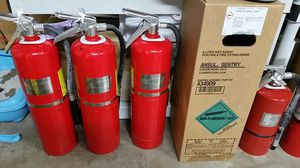 Ansul Fe-36, Fe13, Cleanguard Extinguisher for Sale in Roseville, CA
