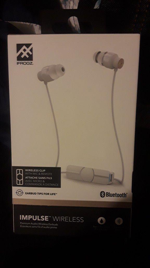 6537730fe92 Impulse wireless headphones for Sale in Buena Park, CA - OfferUp