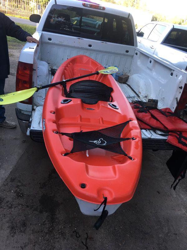 Pelican Angler Kayak