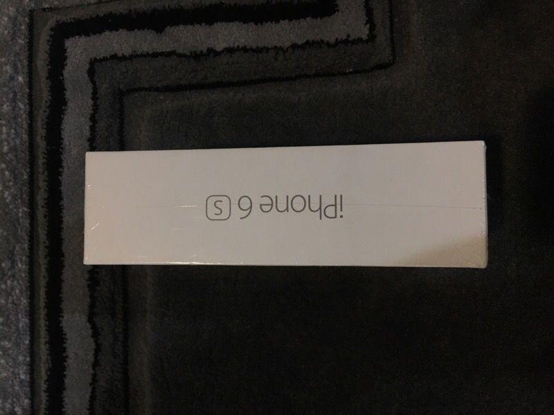 ATT iPhone 6s 128 GB Space Gray