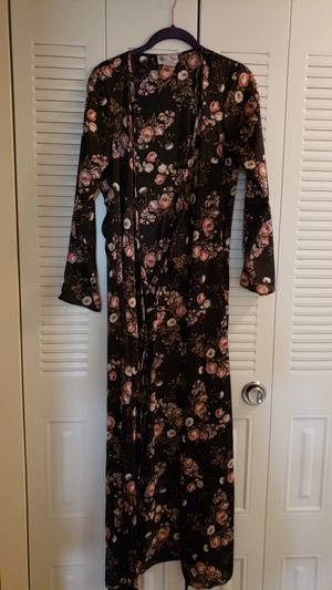 Floral Beach Cover Up | size M | Junior for Sale in Alexandria, VA