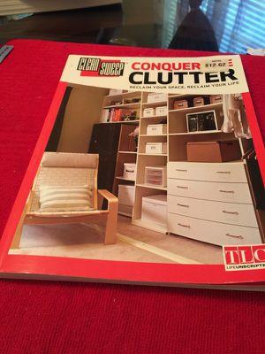 clean Sweep Book for Sale in Alexandria, VA