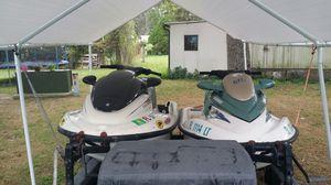 2001 yamaha xl800 and 2000 seadoo gti for Sale in Saint Cloud, FL