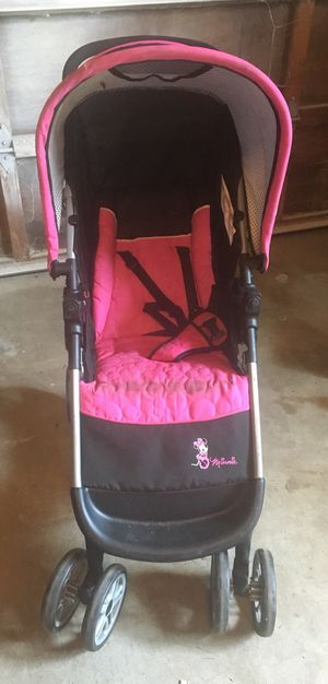 Minnie Mouse Stroller for Sale in Tacoma, WA