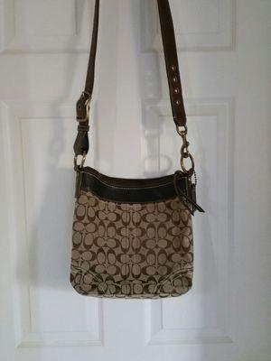 Coach cross body bag for Sale in Fairfax, VA